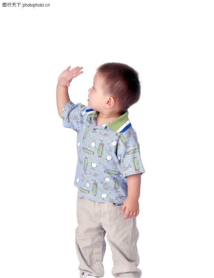 可爱幼童,人物,挥手 小天使 胖嘟嘟,可爱幼童0115