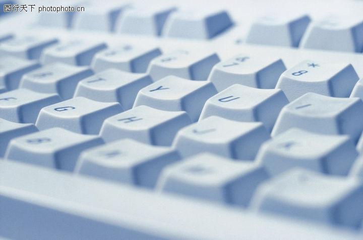 抽象商业 商业金融 键盘 科技 互联网
