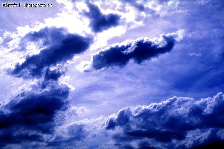 白云变成小动物的图片
