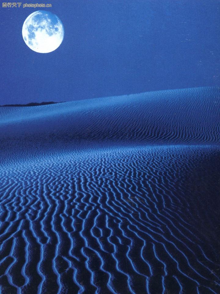 自然世界0196-自然世界图-自然风景图库-月亮