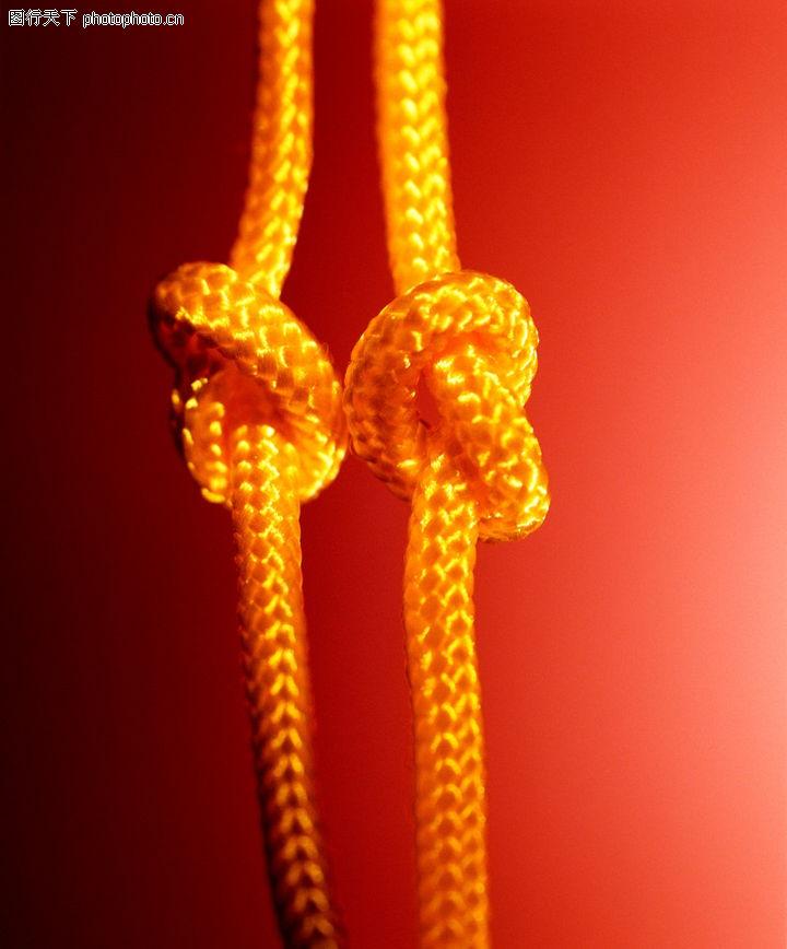 收绳子的方法图解
