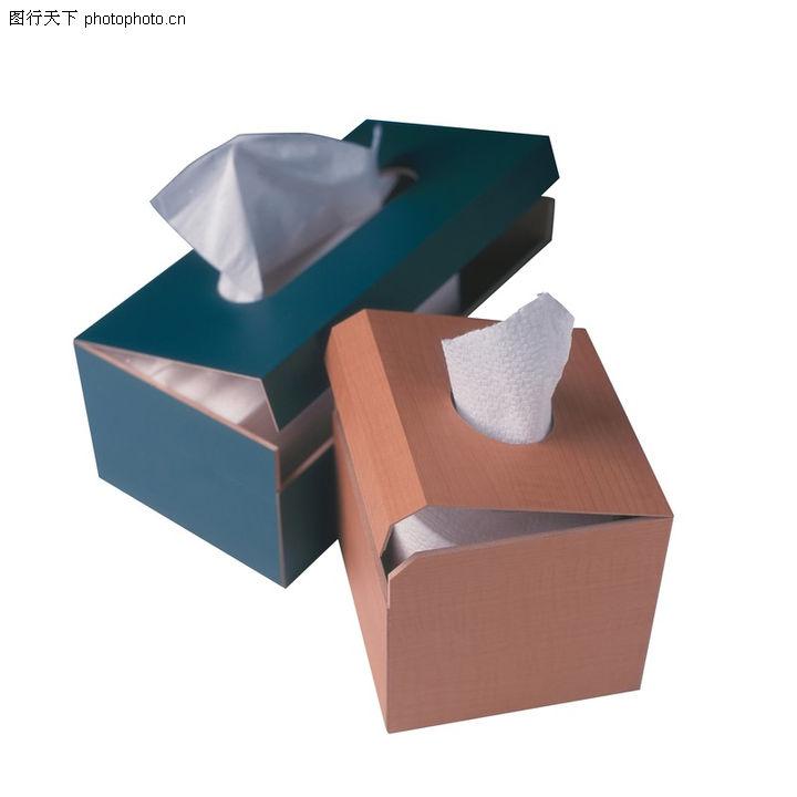 日常用品,生活百科,纸盒 纸巾
