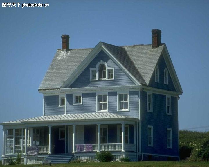 别墅欧式小洋楼图纸