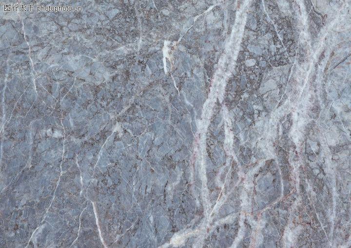 大理石纹 装饰 粗白条纹 白青色 弯曲的细纹