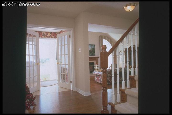 进门正对客厅效果图 进门正对墙效果图 进门正对鞋柜效果图