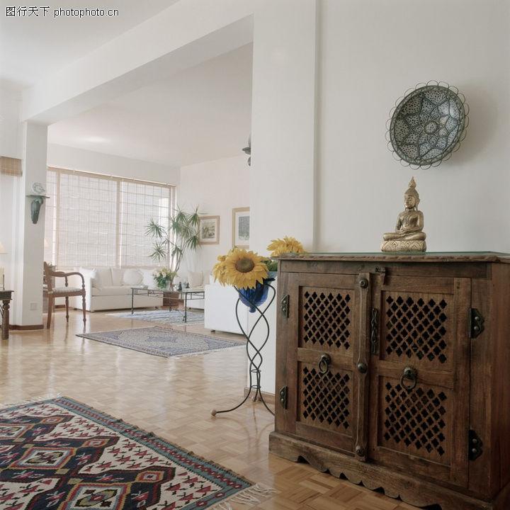 金匠2011风格家居 两室两厅装修效果图 客厅写真 家庭装饰高清图片