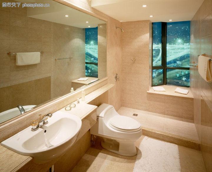 浴室,装饰,浴室 仿木瓷砖