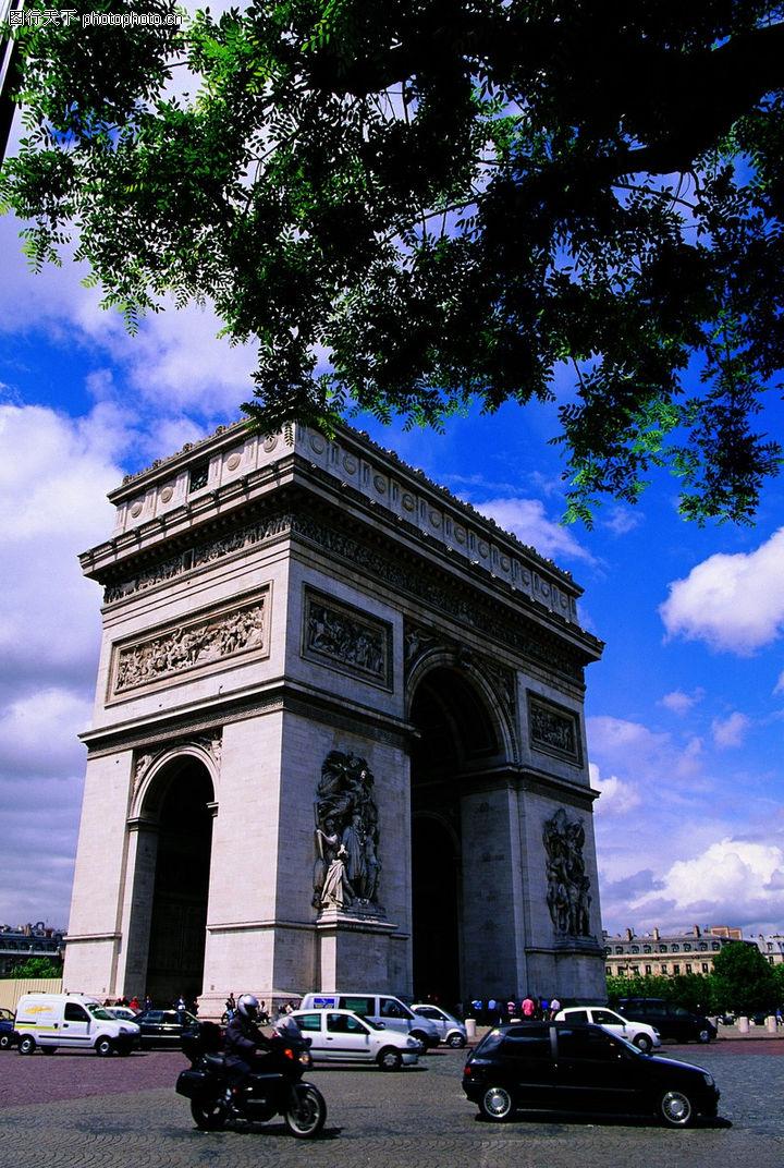 法国风情0099-法国风情图-世界风光图库-摩托