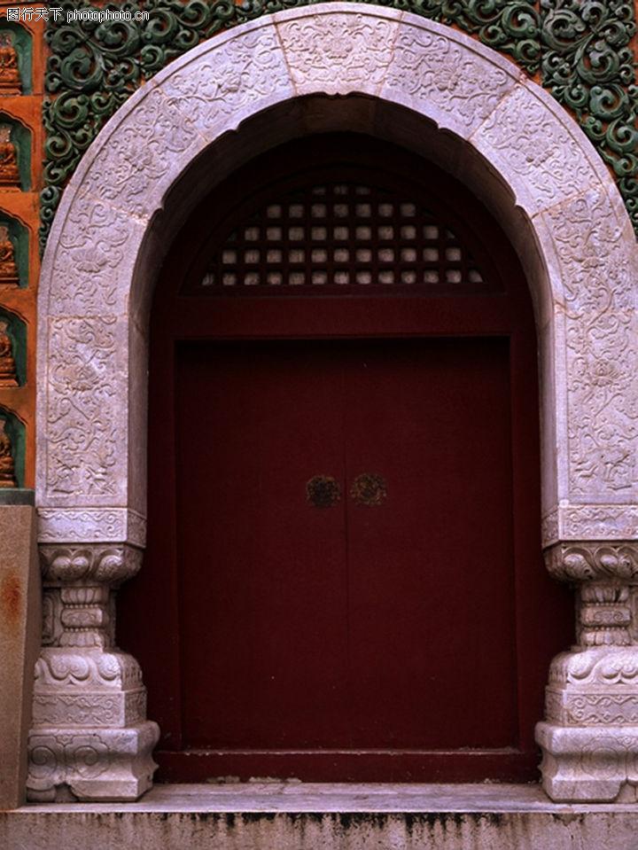 古代建筑 中华图片 建筑 大门 古建筑