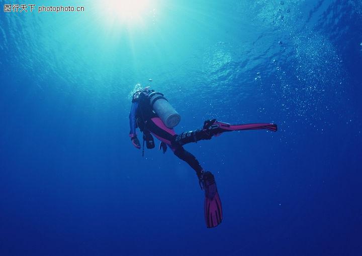 便携潜水氧气瓶