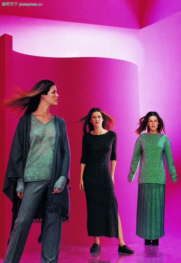 时装设计,广告创意,服装 展览 效果,时装设计0074