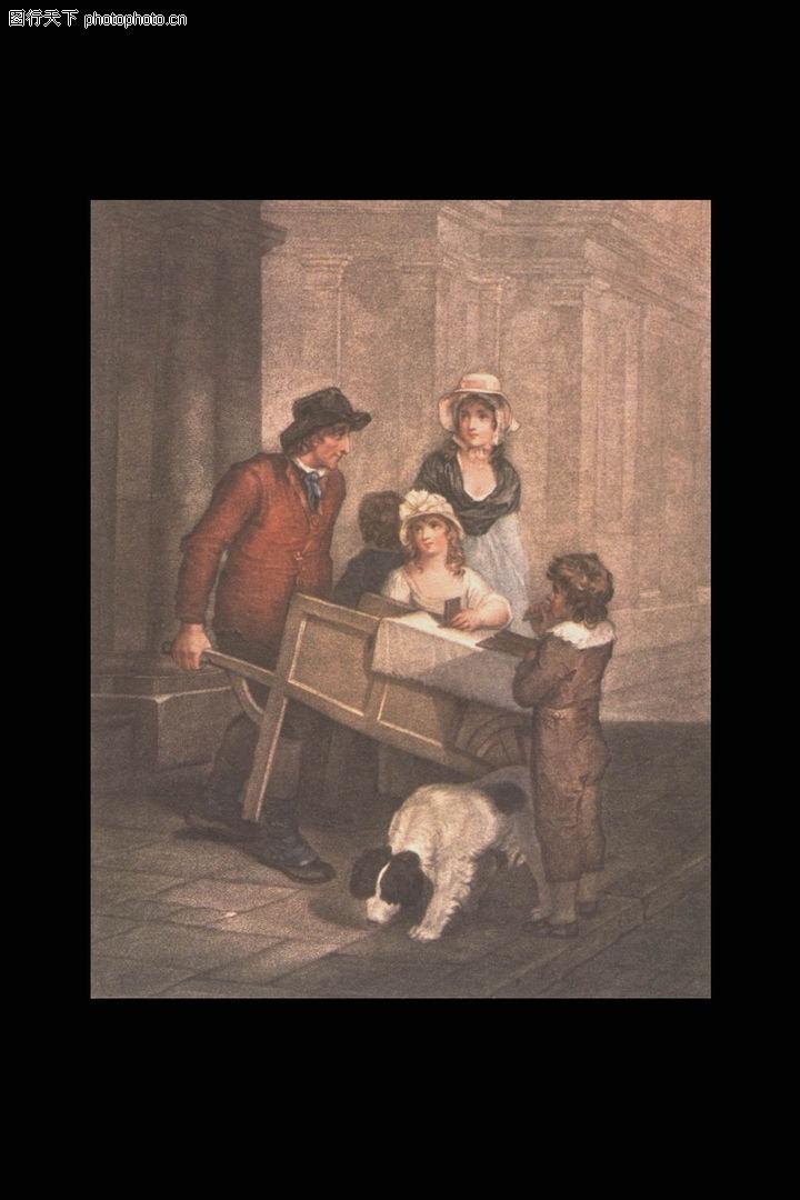 人物油画,艺术,画面 作品 生活,人物油画0089