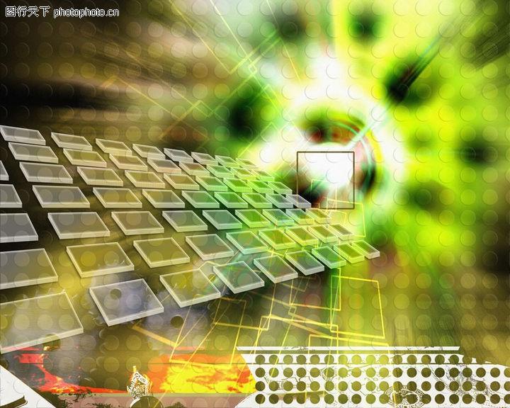 键盘领域0022 键盘领域图 电脑合成图库