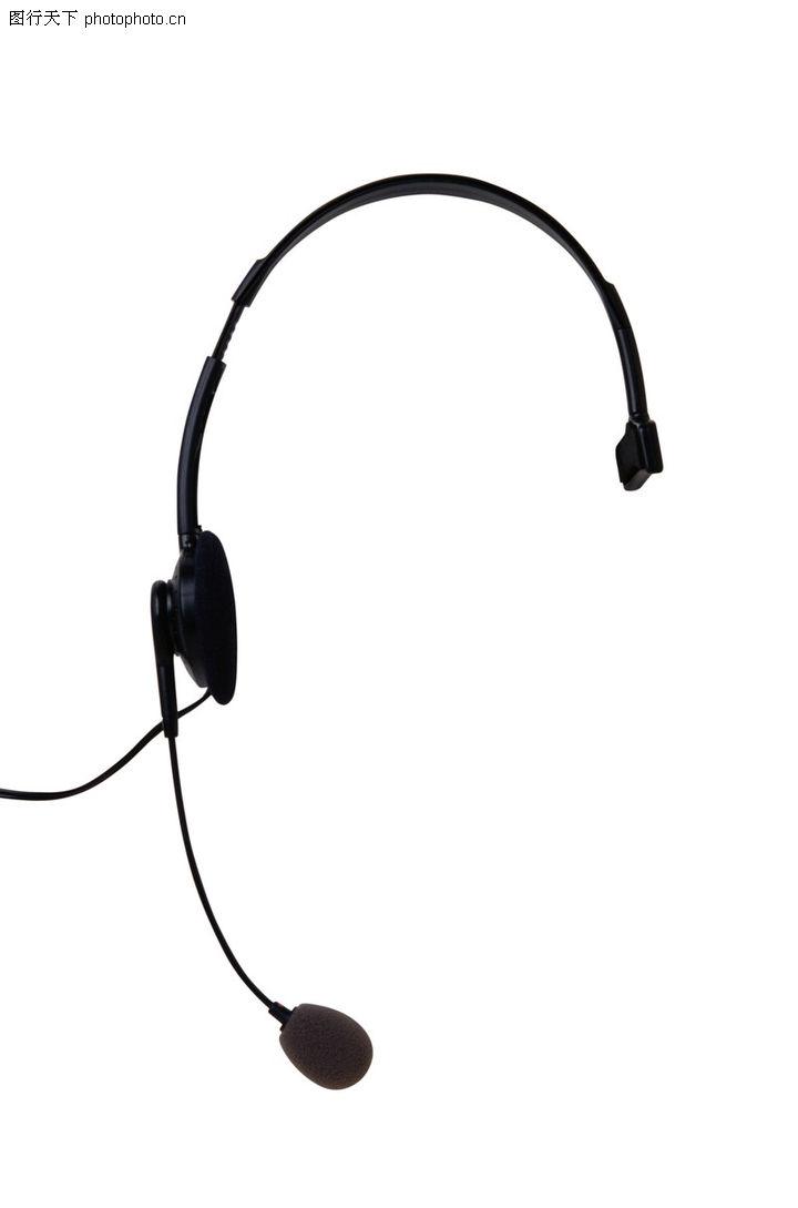 耳机话筒二合一,耳机麦克风二合一,二合一耳机,视频会议话筒