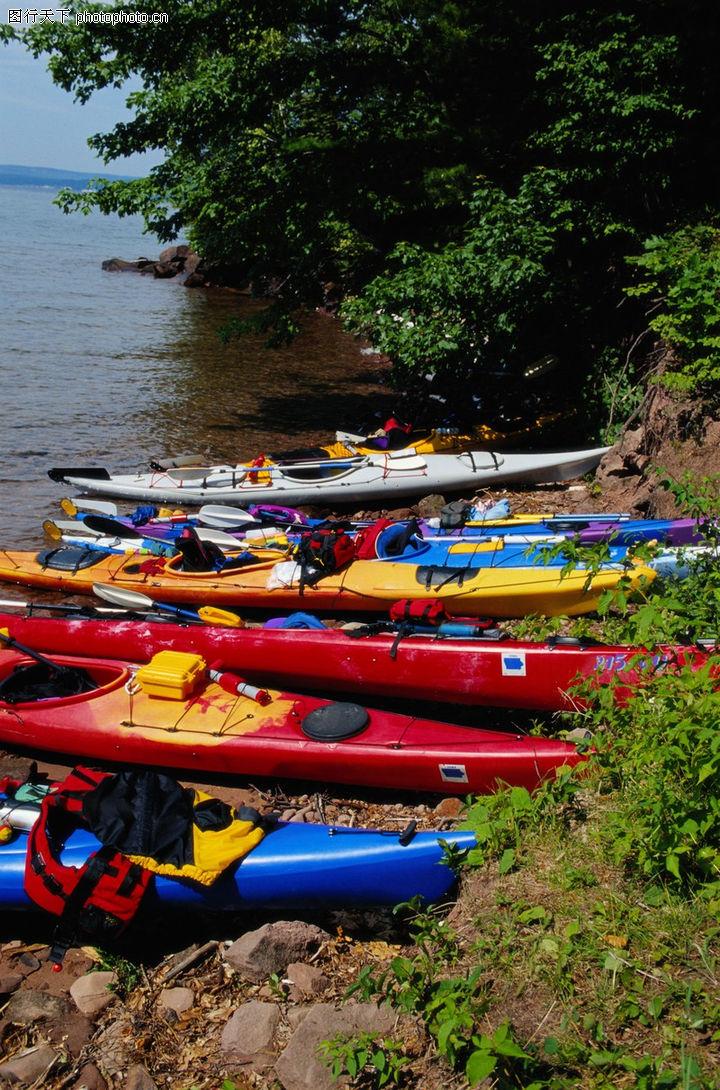 水上运动,运动,树荫 游船 救生衣,水上运动0213