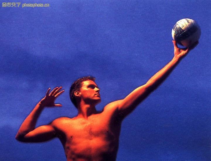 排球 男子 发球