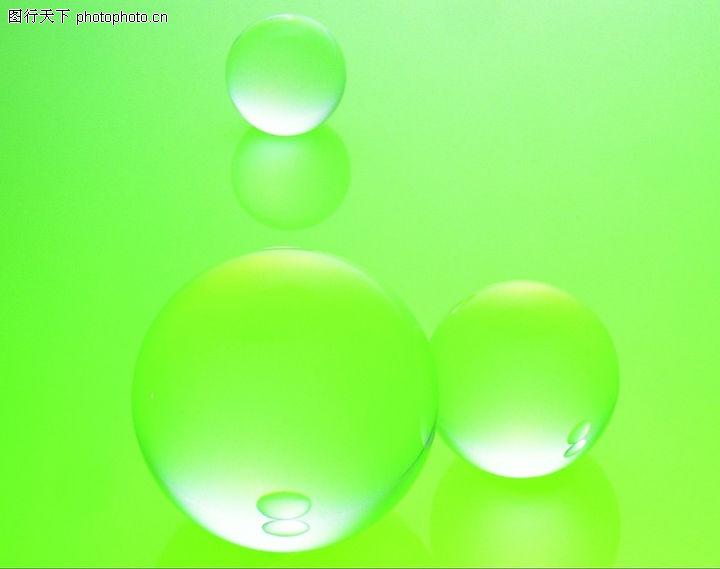 滴水领域,自然风景,水泡 背景 遐想,滴水领域0085