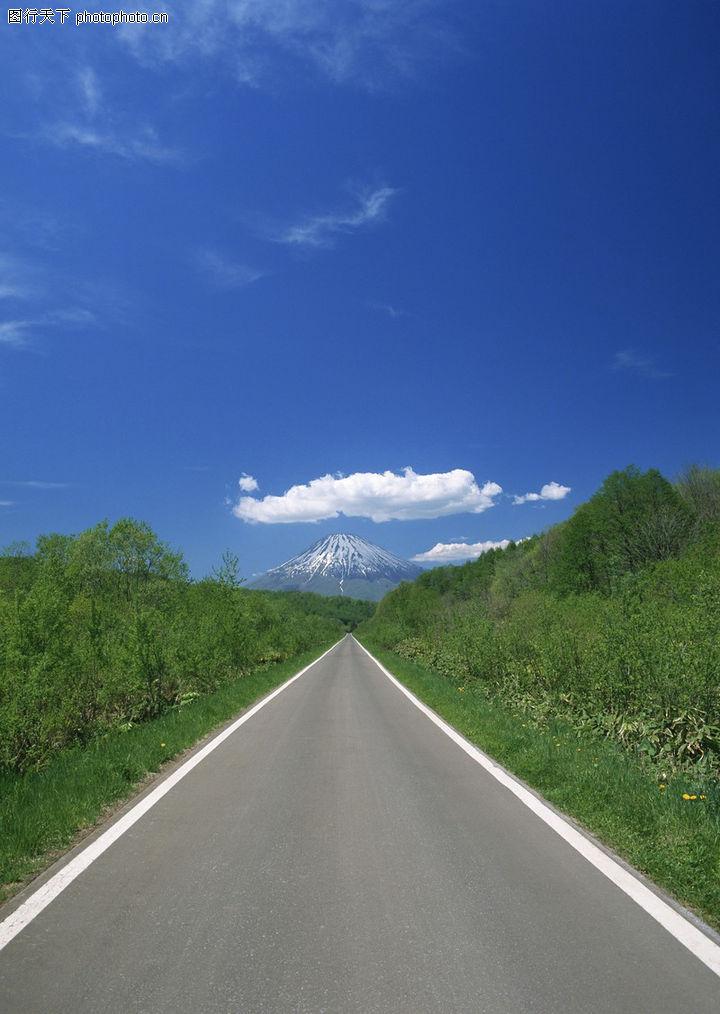 三角形 单车道