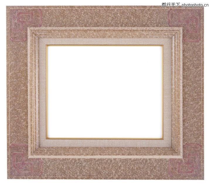 边框,底纹背景,边框 空心 花色,边框0026
