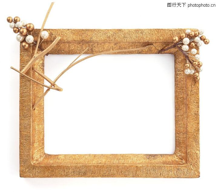 边框,底纹背景,四方形 树枝 坡边,边框0104