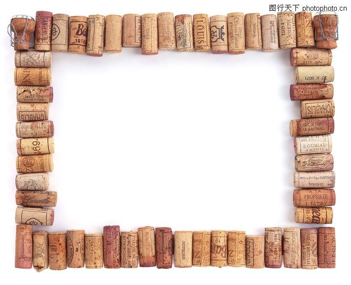 边框,底纹背景,小木根 围成四方形 刻着字,边框0107