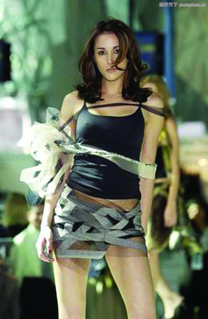 服装设计,黑背心