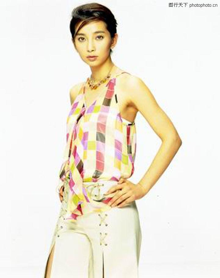 大陆明星时装,服装设计,学生装 纯洁 插腰,大陆明星时装0015