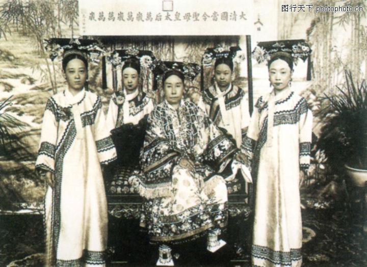 古代后宫嫔妃 公主的礼仪