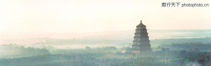 中国各地,中国图片,飘渺的风景
