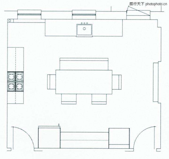 幼儿园食堂设计图