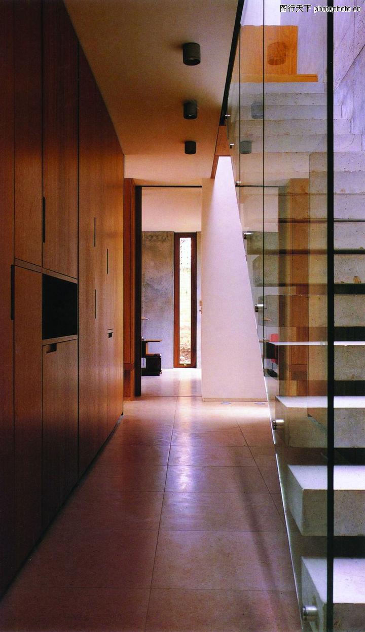 世界最好的100栋别墅,别墅,走道 台阶 透视,世界最好的100栋别墅0012