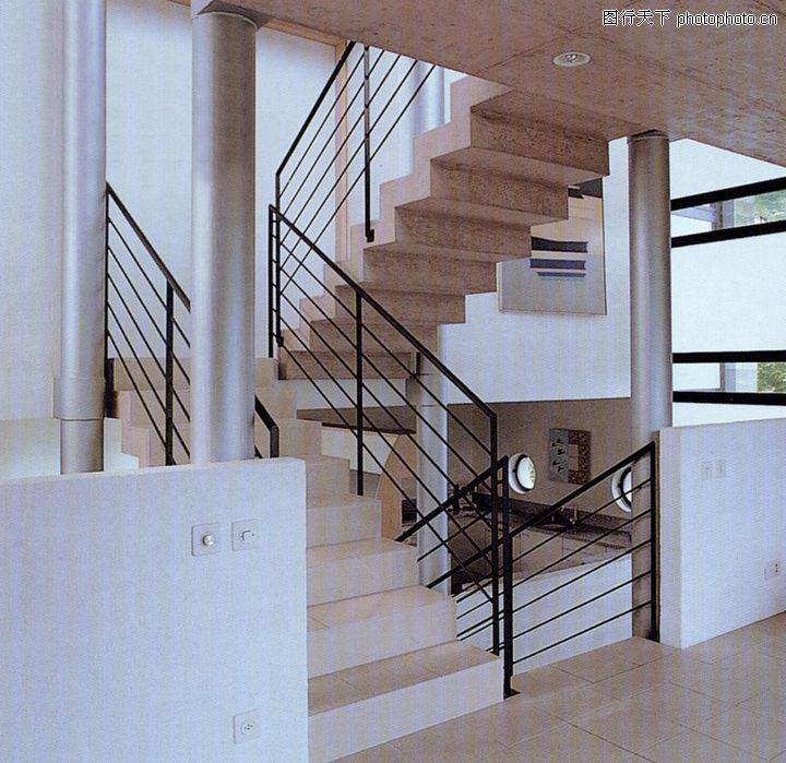 楼梯设计,阁楼—楼梯,楼梯设计0185