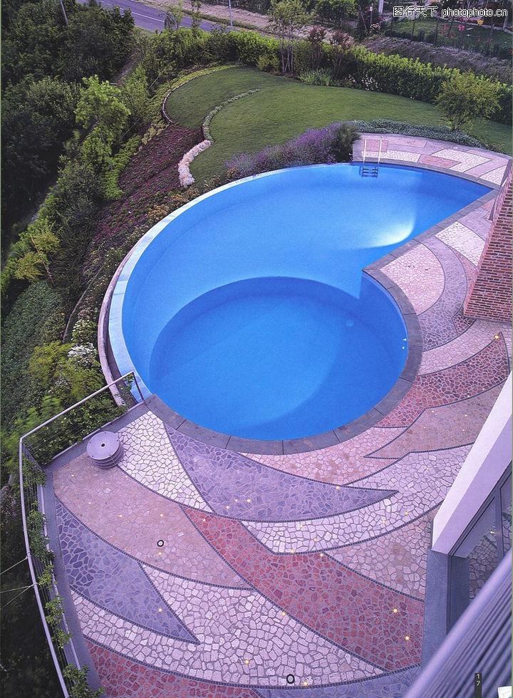 泳池设计,泳池,游泳池