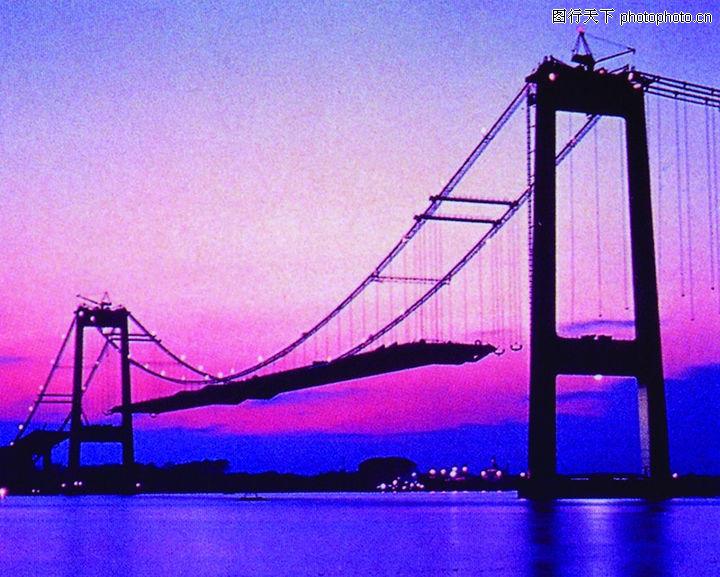 桥梁 世界建筑 桥梁0036