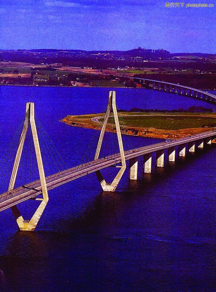 桥梁 世界建筑 桥梁0158