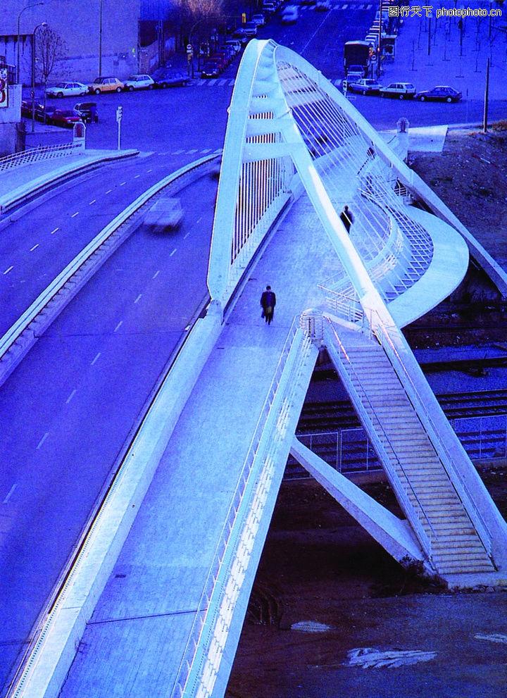 桥梁 世界建筑 桥梁0200