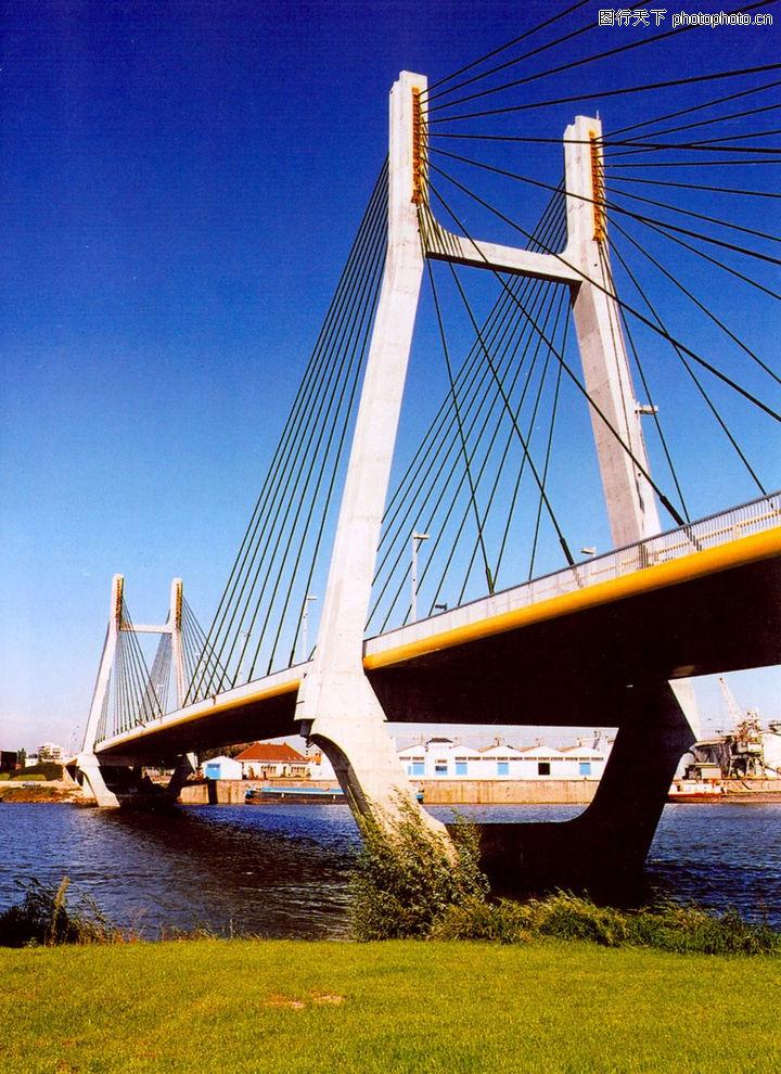桥梁 世界建筑 桥梁0280