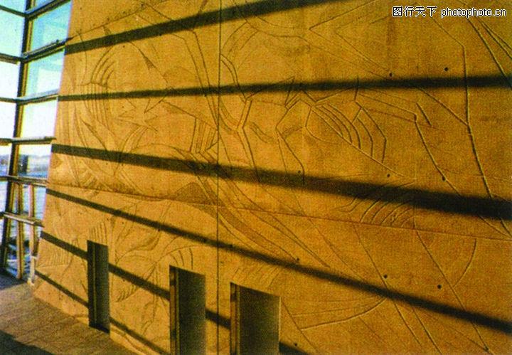格陵兰,世界建筑设计,木材 纹理 图案,格陵兰0003