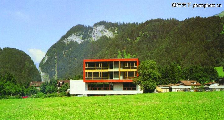 瑞士,世界建筑设计,瑞士0173