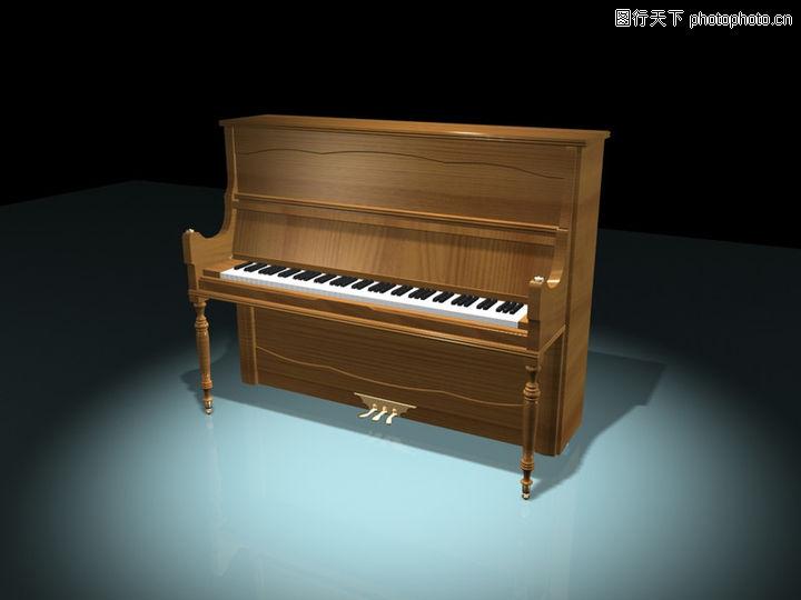 钢琴,北欧风格家具,钢琴0002