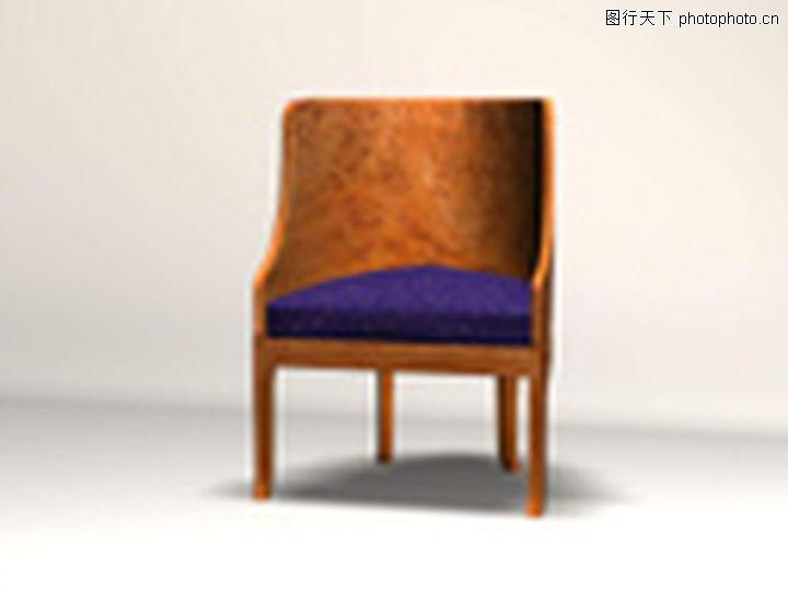 椅子; 椅子模型; 椅子-28 -素材世界 - 3dmax模型 - 欧洲古典风格家具