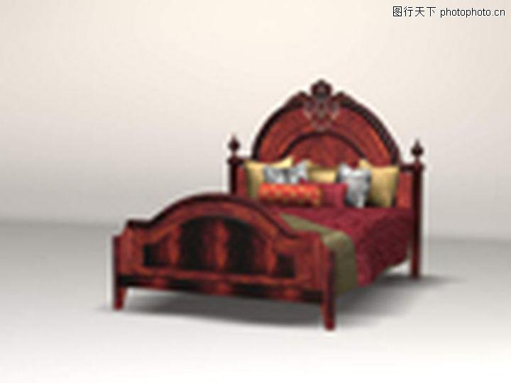 床,欧洲古典风格,床0003图片
