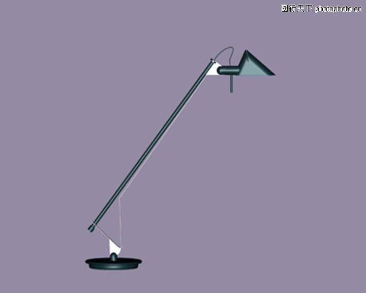 灯具,办公系列,灯具0040