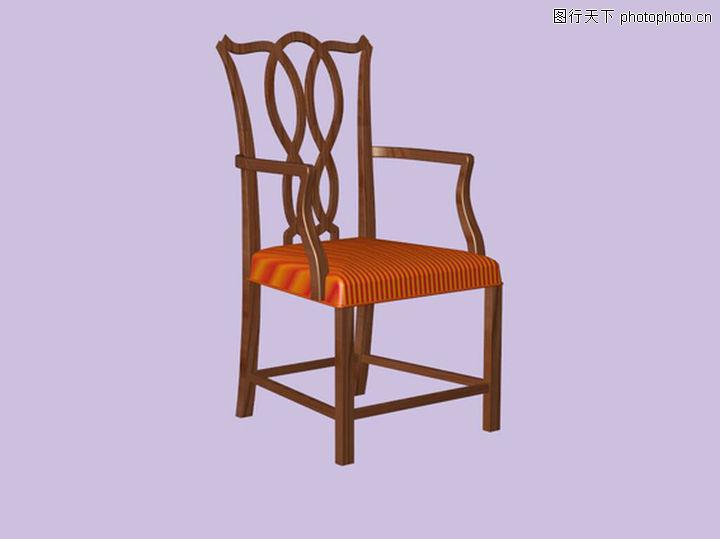 外国椅子,传统家具,外国椅子0062