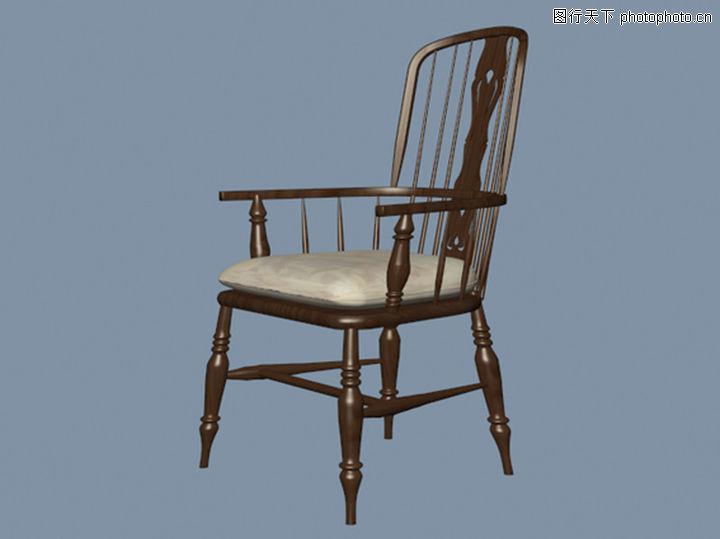 外国椅子,传统家具,外国椅子0076