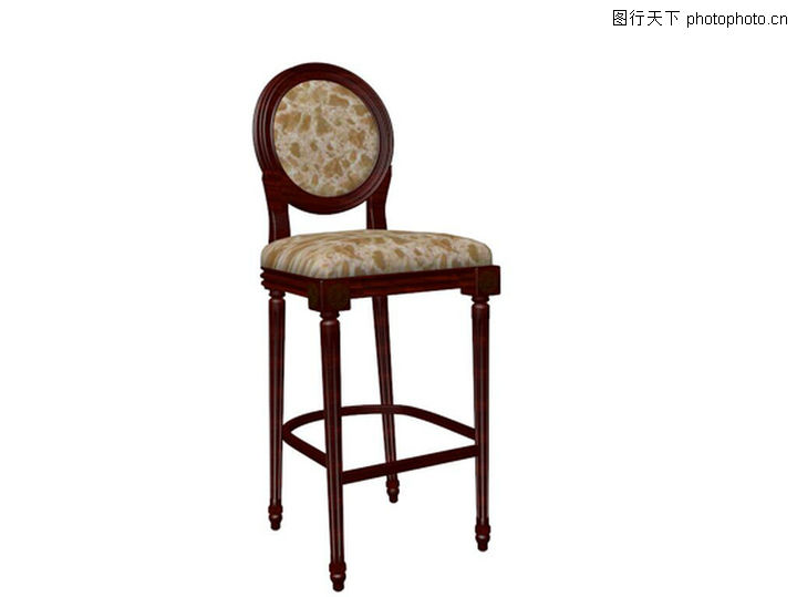 外国椅子,传统家具,外国椅子0094