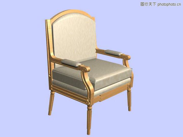 外国椅子,传统家具,外国椅子0096