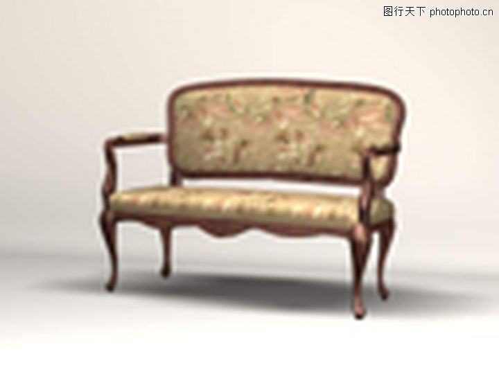 沙发模型专辑,现代家具,沙发模型专辑0077