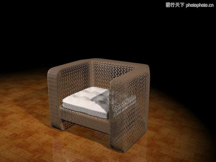 椅子,现代家具,椅子0273