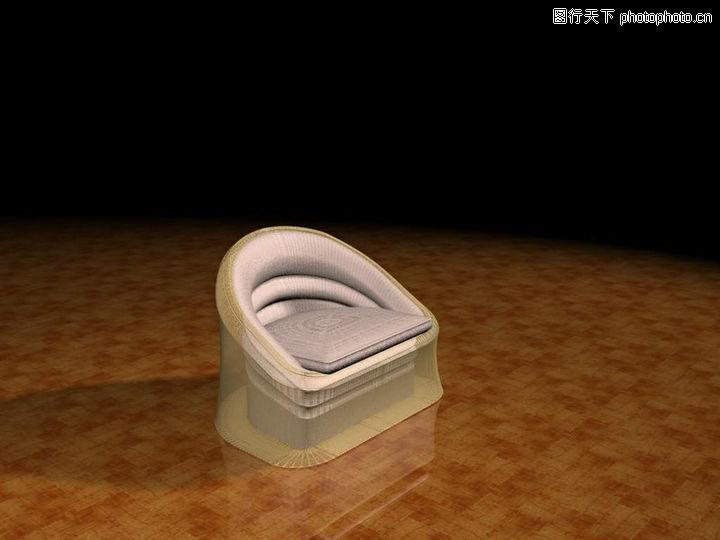 椅子,现代家具,椅子0287